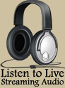 Listen to Live Streaming Audio